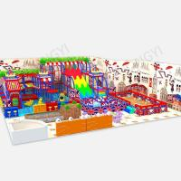Buy cheap Indoor Playground ZY-06 British Theme from wholesalers