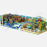 Buy cheap Indoor Playground ZY-03 Pirate Theme from wholesalers