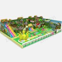 Buy cheap Indoor Playground ZY-02 Jungle Theme from wholesalers