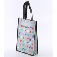 Buy cheap ZPA1011 Custom Non-woven Shopping Bags from wholesalers