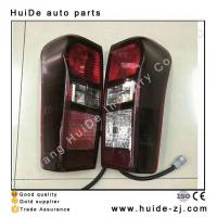 Buy cheap Isuzu 2017' Isuzu D-max tail lamp. Red and Black. from wholesalers