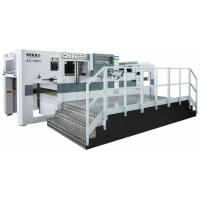 China Automatic Diecutting and Foil Stamping machine - 106 series JY-106T on sale