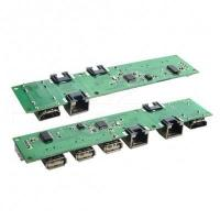 Buy cheap OTG usb 2.0 PD hub 7port pcb board assembly H28 from wholesalers