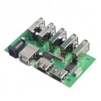 Buy cheap PCB manufacturer 7port usb 2.0 hub pcba with PD H22 from wholesalers