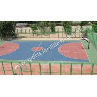 China Synthetic Basketball Court wholesale