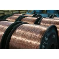 Buy cheap Round copper wire for electricel purposes with 500 plate from wholesalers
