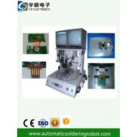 Buy cheap Pulse Heat Machine Pulse Heated PCB Soldering Machine Pneumatic Rotary Turntabl from wholesalers