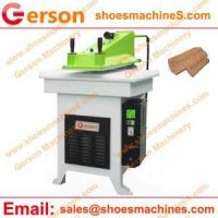 Leather cutting machine Embossed Clothing Leather Label Cutting Machine