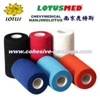 Cotton And Non-woven Mixed Cohesive Elastic Bandage