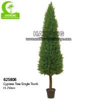 China Haihong Insights Artificial Tree Cypress Tree Single Trunk on sale
