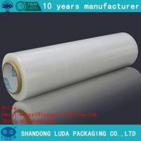 Self - adhesive plastic packaging film smooth stretch film