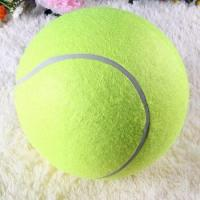 Large Durable Rope Plush Chew Toy Training Dog Ball Toy
