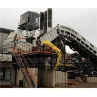 Automobile crushing production line