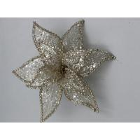 China gold flower with clip (size: 20cm) wholesale