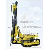 DSY100J Low Pressure Crawler geotechnical investigation drill rig