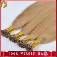 Pre-bonded Hair Wholesale 100 Keratin Remy 1g Stick Tip Hair Extensions