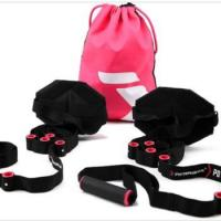 Buy cheap Body weight workout bands heavy resistance trainer from wholesalers