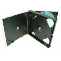Buy cheap CD / DVD / VCD Jewel Boxes Multi CD Jewel Box with Tray Assembled from wholesalers