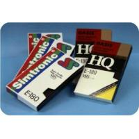 Buy cheap Video Cassette & Storage Video Cassette Tape from wholesalers