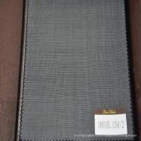 Buy cheap 100% wool suit fabric textile for mens suit from wholesalers