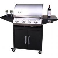 Buy cheap 4-burners Gas Grills with Cabinet from wholesalers