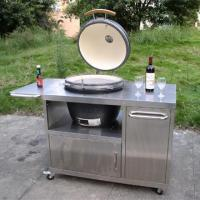Buy cheap Mobile Classic Stainless steel Kamado Cart from wholesalers