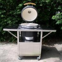 Buy cheap Mobile Simply Stainless Steel BBQ Cart from wholesalers