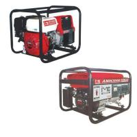 Buy cheap Gasoline generator set (Power By HONDA) from wholesalers