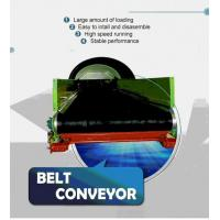 China High Quality Conveyor Belt Guide Roller on sale