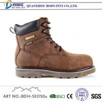 China Womens Safety Work Boots Steel Toe Shoes for Winter wholesale