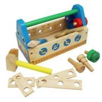 China Wooden Toy Tool Box wholesale