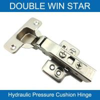 Buy cheap 3D Adjustment Hydraulic Pressure Cushion Hinge 35mm(Clip-On) from wholesalers