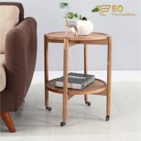 China Solid Wood End Table on sale