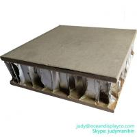 Buy cheap Lightweight Honeycomb Panels from wholesalers