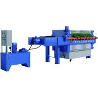 Buy cheap Filter Press Once Open Filter Press from wholesalers