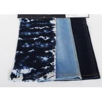 Buy cheap Knitted Cotton Polyester Denim Fabric from wholesalers