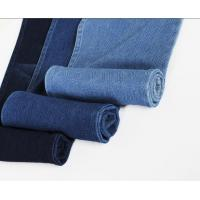 Buy cheap Cotton Spandex Knitted Denim Fabric from wholesalers