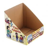 Buy cheap CD Counter Display Cardboard from wholesalers