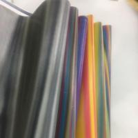 Buy cheap Heat Transfer Silicone Material Laser-cutting Color-shifting Silicone Heat Transfer Sheet from wholesalers