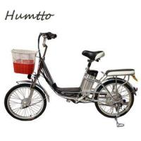 China electric scooter 48v 12ah aluminum alloy frame adult mini electric bike on sale
