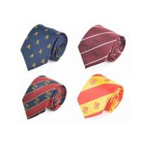 China Necktie All Over Logo Company Tie wholesale