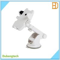 China Adjustable Long Neck Cell Phone Car Mount Holder for Windscreen Dashboard wholesale