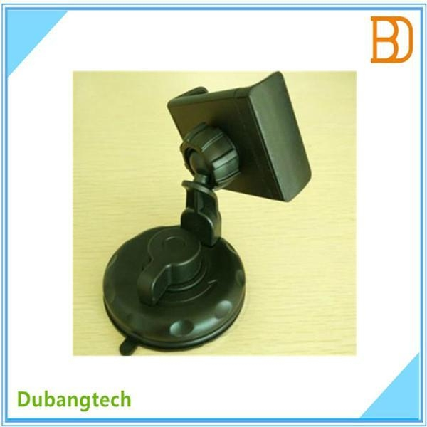 China S058 Mini Car Mount Cell Phone Holder, Suction Single Pull