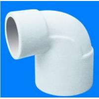 China PVC fittings Water supply system pvc fittings 90 DEG reducing Elbow wholesale