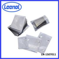 China LN-1507011 ESD Storage PCB Packing Shielding Bag With Zip Lo wholesale