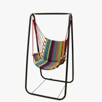 China Hammock Chair With Stand on sale