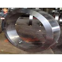China MBS 50T Forged D ring with wrap for Kaifeng wholesale