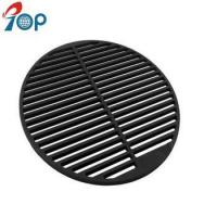 China BBQ Grill Replacement Round Cast Iron Cooking Grate wholesale