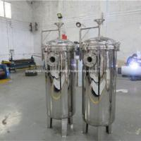 Buy cheap Stainless Steel 304 / 316 Single / Multi Filter Bag Housing For Pre-Filtration from wholesalers