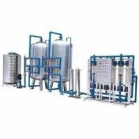 Buy cheap industrial water treatment plant from wholesalers